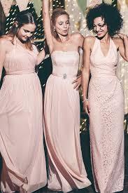 mismatched bridesmaid dress combos