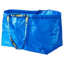 How To Recycle Ikea Furniture by Frakta Shopping Bag Large Ikea