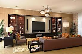 living room exotic brown basement living room theater with white
