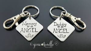 infant loss gift miscarriage gift infant loss gifts of an angel keyring