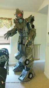 Transformer Halloween Costume Transformers Megatron Costume