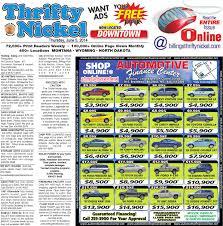 thrifty nickel june 5 by billings gazette issuu