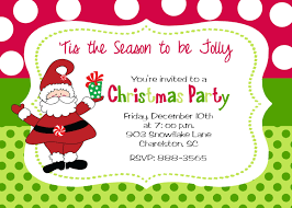 cool christmas party invitations text 49 for your card inspiration
