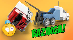 3d police monster truck trucks fire brigade tow truck police cars and ambulance emergency