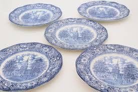 captivating vintage dinner plates vintage dinner plates necr