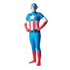 Captain America Halloween Costumes Captain America Costumes Morph Costumes