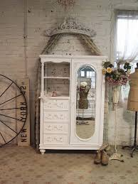 Farmhouse Armoire Armoire Breathtaking Shabby Chic Armoire For Home Shabby Chic