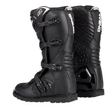 used youth motocross boots amazon com o u0027neal rider boots black size 13 automotive