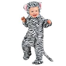 Infant Toddler Tiger Costume Animal Planet Collector U0027s Edition White Tiger Cub Infant Costume