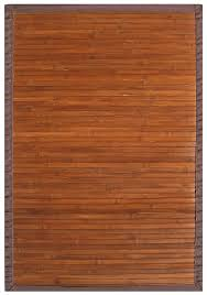 Outdoor Bamboo Rugs For Patios by Amazon Com Anji Mountain Amb0031 0046 Contemporary Rug Chocolate