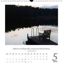 sprüche kalender kalender k3 quadratisch a3q mit sprüchen zitaten fa
