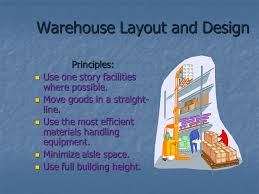 warehouse layout design principles logistic management warehousing ppt video online download