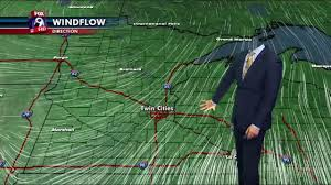 headless weatherman delivers spooky halloween forecast youtube