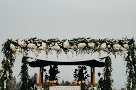 wedding arch kelowna kelowna wedding at summerhill winery kelowna wedding