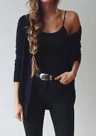 all black casual the 25 best casual ideas on weekend