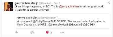 Gaurdie Banister Guardie Banister Tweet Sep 6 2016 Sonya Christian U0027s Blog