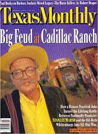 cadillac ranch nutrition monthly magazine big feud at cadillac ranch march 1996