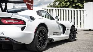 Dodge Viper Hellcat 2016 - 765 hp dodge viper acr tuned by germany u0027s geigercars is a middle