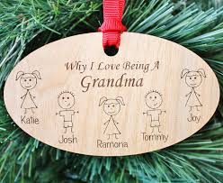 grandparent christmas ornaments grandparent christmas ornament gift