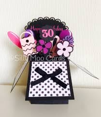 30th birthday flowers and balloons personalised flowers balloons pop up box 30th birthday card