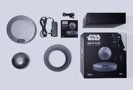 amazon com plox official star wars levitating death star