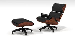 lego ideas eames lounge chair and ottoman a design classic
