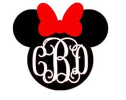 minnie mouse monogram mickey and minnie mouse monogram border embroidery file 2 5