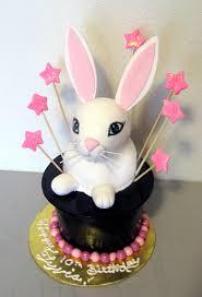 rabbit in hat celebrations birthday girls pinterest