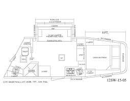 horse trailer living quarter floor plans 39 best living quarter floor plans images on pinterest american