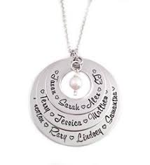 Personalized Family Necklace Personalized The Best Moms Get Promoted To Grandma Bracelet
