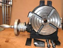 rotary table for milling machine soba precision rotary table hv6 for milling machine c w clamp kit ebay