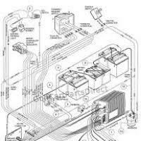 western golf cart battery wiring diagram yondo tech
