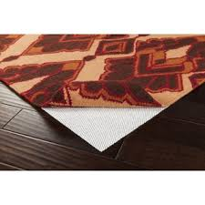 safavieh grid non slip rug pad 2 u0027 x 10 u0027 free shipping on