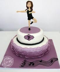 27 best dance cakes images on pinterest dance cakes birthday