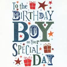 birthday boy birthday boy birthday card karenza paperie