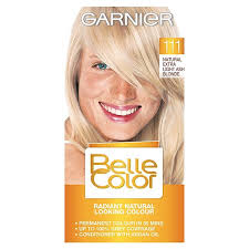 morrisons garnier belle color extra light ash blonde 111 product