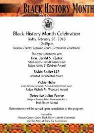 nassau county black history month celebration amistad island