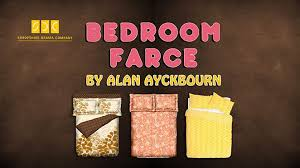 Alan Ayckbourn Bedroom Farce Theatre Review Bedroom Farce Shropshire Events And Whats On Guide