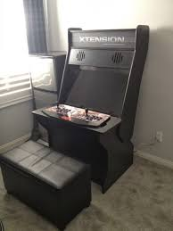 sit down arcade cabinet nerding out sit down arcade mame pinterest arcade gaming and
