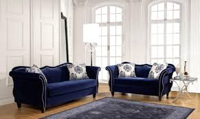 sofa navy blue couches amazing royal blue sofa best 20 navy blue