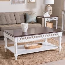white coffee table for your choice of kitchen table chocoaddicts