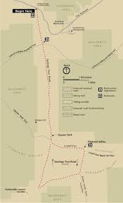 Joshua Tree Campground Map 35 Best Joshua Tree National Park Maps Images On Pinterest
