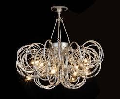 New Chandeliers by Blown Glass Lighting Chandelier U2013 Tendr Me