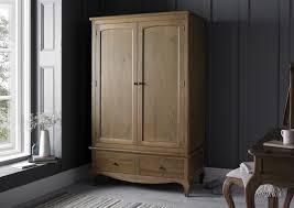 Dressing Wardrobe by Loire Weathered Oak Wardrobe Dressing Tables Furniture