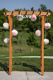 wedding ceremony arch wedding ceremony arch the crafted nest