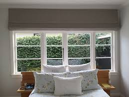 Roman Blind Roman Blinds For This Eastbourne Cottage Verdant Design