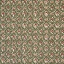Regency Stripe Upholstery Fabric Floral And Stripped Upolstery Fabric Lightweight Jewel Toned