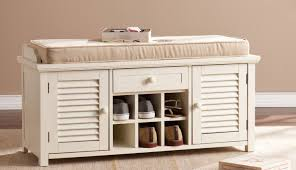 Small Hall Bench Shoe Storage Bench Cool Shoe Rack With Bench Designs Ideas Beautiful Small