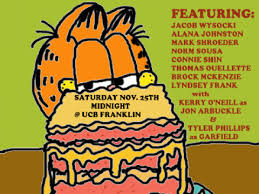 garfield s thanksgiving spectacular ucb theatre