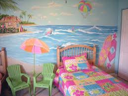 little mermaid bedroom bedroom diy kids bedroom decoration with small pink comfort bed